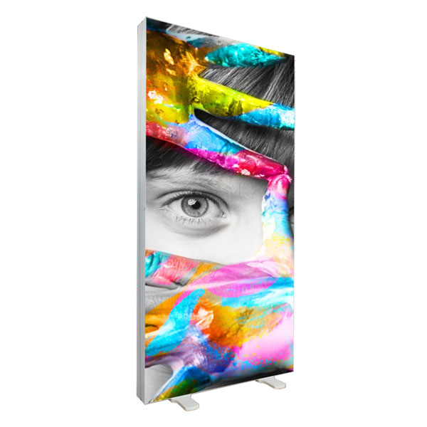 large format printing perth - SEG backlit display system available from Imagesource