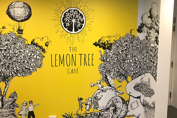 Wallpaper for The Lemon Tree by Imagesource