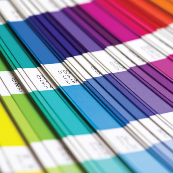 Digital printing Perth - An example of an image with good resolution opposite an image with low resolution
