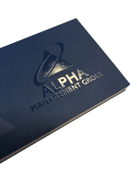 small format printing - Imagesource business cards - Spot UV effect