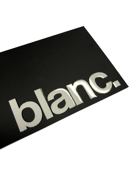 small format printing - Imagesource business cards - Scodix and velvet laminate effects